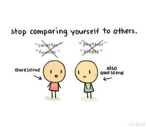 compareto others